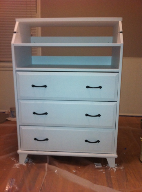 Changing Table After